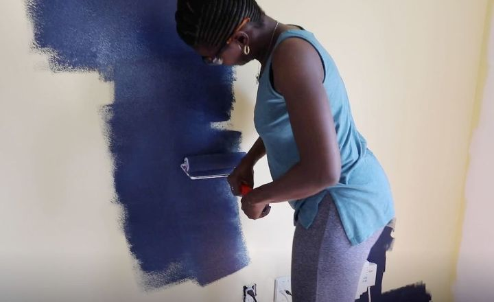 s do you want to make over a room in your home, Step 3 Paint an accent wall