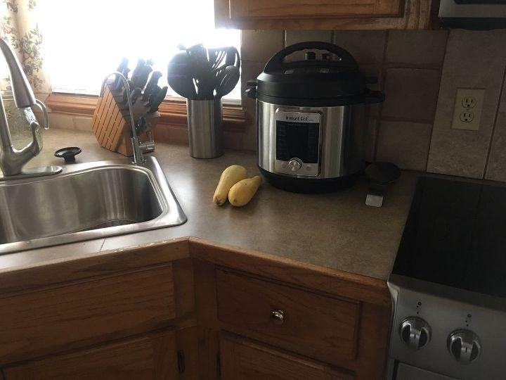q how can i get these appliances off my counter tops but keep them easil