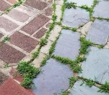 q how to fix patio mess