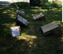 diy backyard american ninja warrior course summer fun