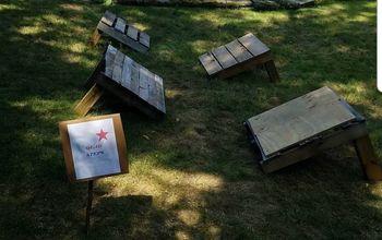 DIY Backyard American Ninja Warrior Course - Summer Fun!