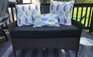 deck furniture update