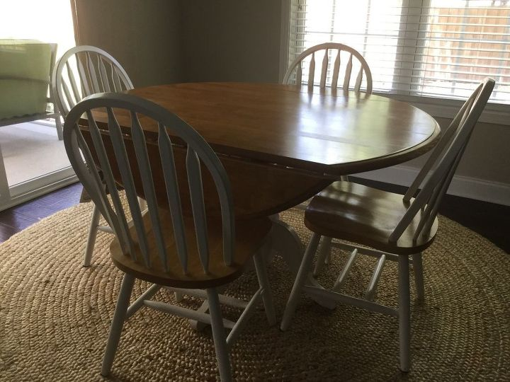 q want to replace drop leaf table top with solid top but keep base