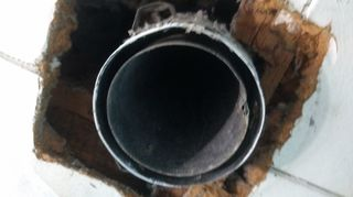 , Big ugly hole