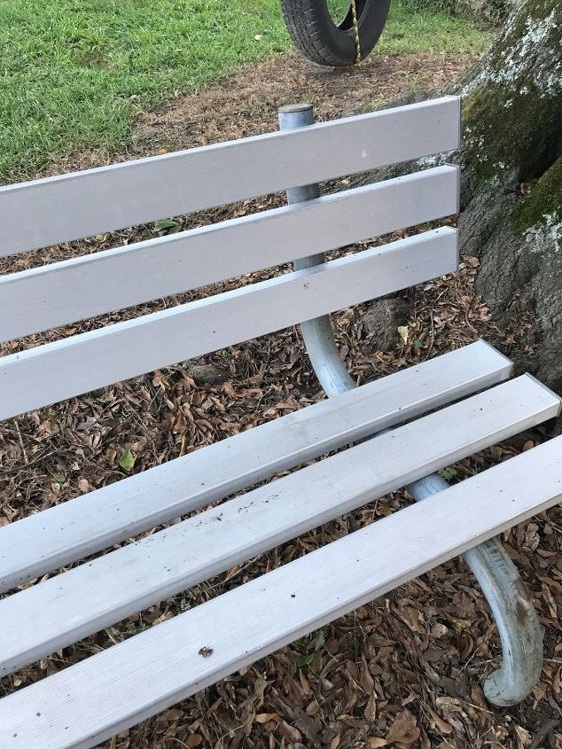 q i have a galvanized steel bench i want to paint