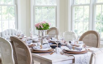 SET AN ARTISANAL TABLE FOR A PAMPERED VACATION AT HOME