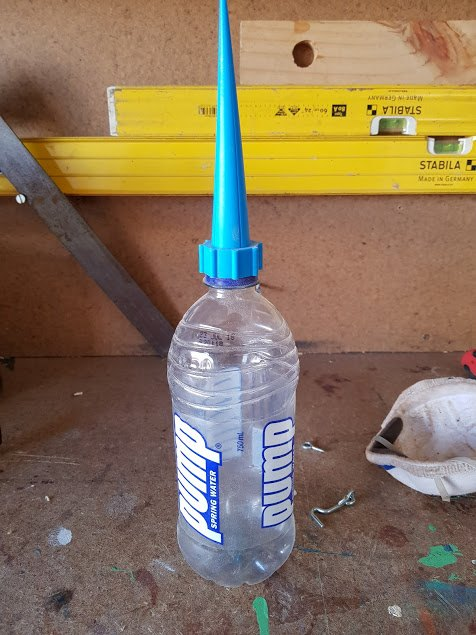 how to make a dog auto water feeder