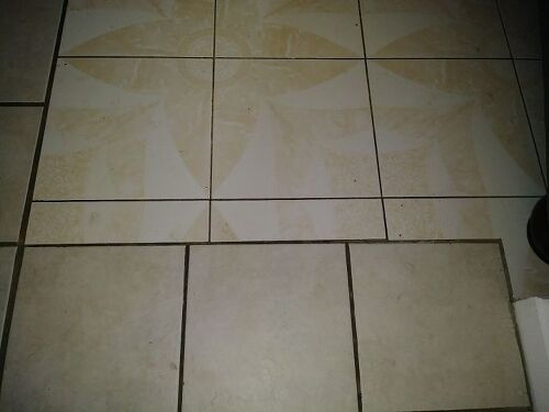 Concrete Over Tiles Is Sanding A Must Hometalk