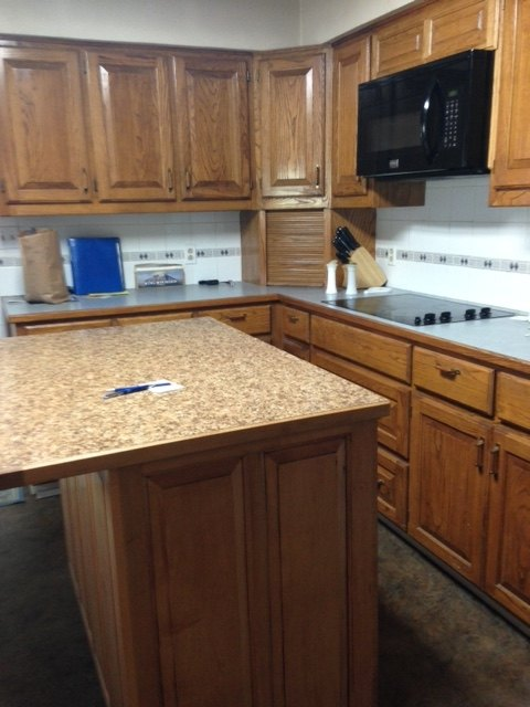 Best Way To Cover Stained Varnished Kitchen Cabinets With Paint