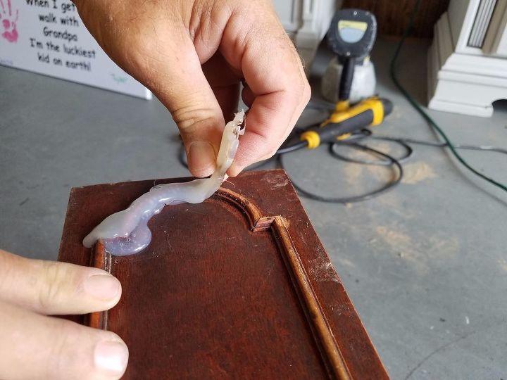 repair that missing trim
