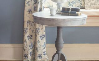 give new life to a well worn library table