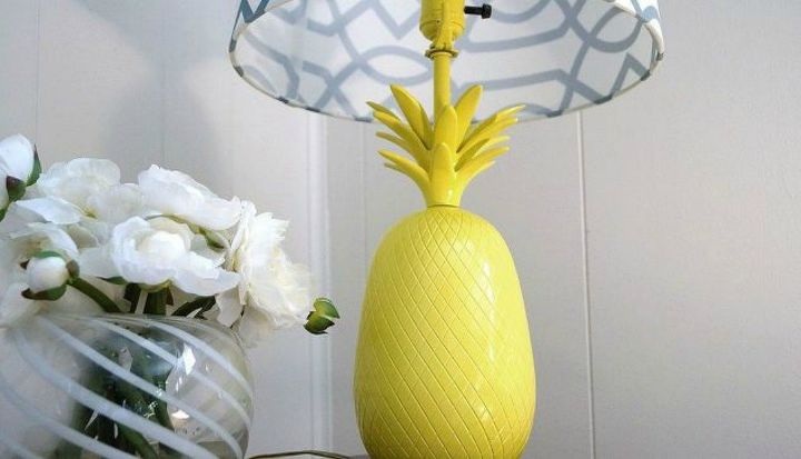 s 15 insanely cute reasons to add pineapple to your decor, They intensify your bland lighting