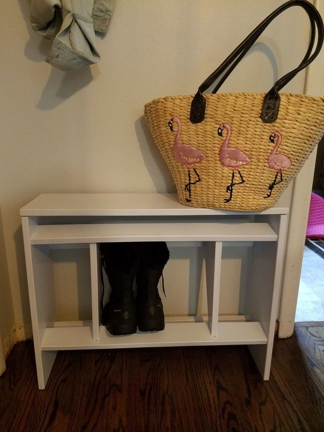 s 15 things to do with scrap material, A 2 Mudroom Made From Junk