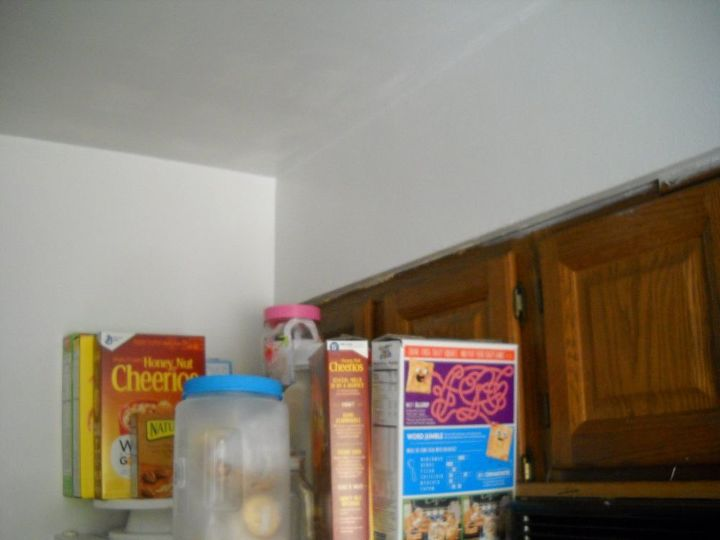 What Is A Kitchen Soffit And Can I Remove It: I Have A Soffit Over My Cabinets, Can I Cut Only It Out