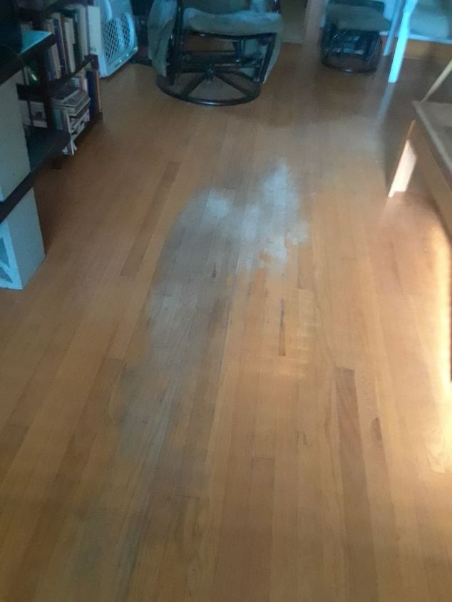 q what can i do to this floor