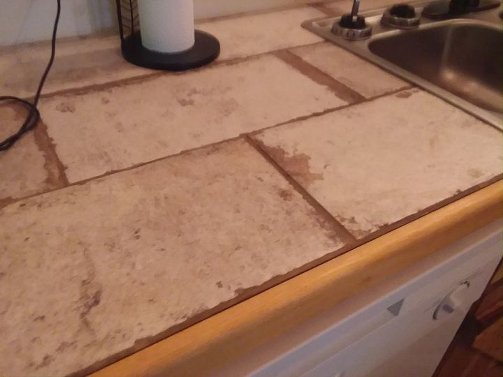 q how would you describe this countertop technique