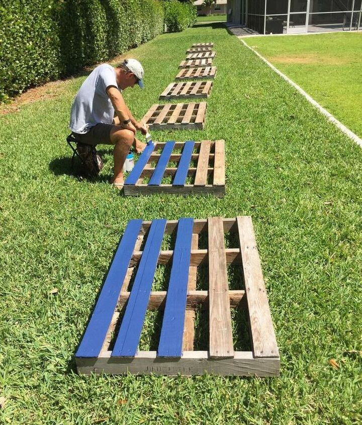 what to do with leftover pallets