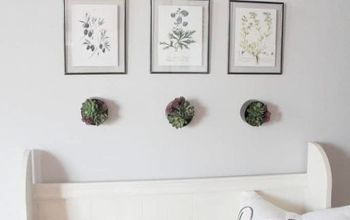 DIY Wall Planters for Indoor Decor