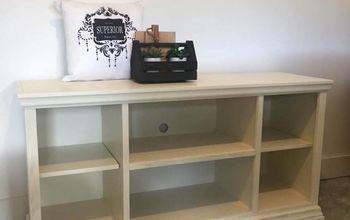 TV Storage Cabinet Makeover!