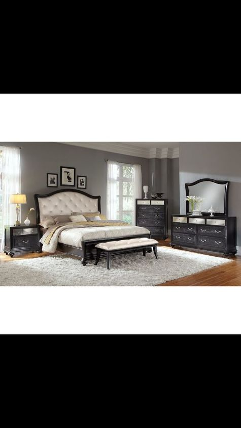 q in need of a king size marilyn bedroom set by pulaski