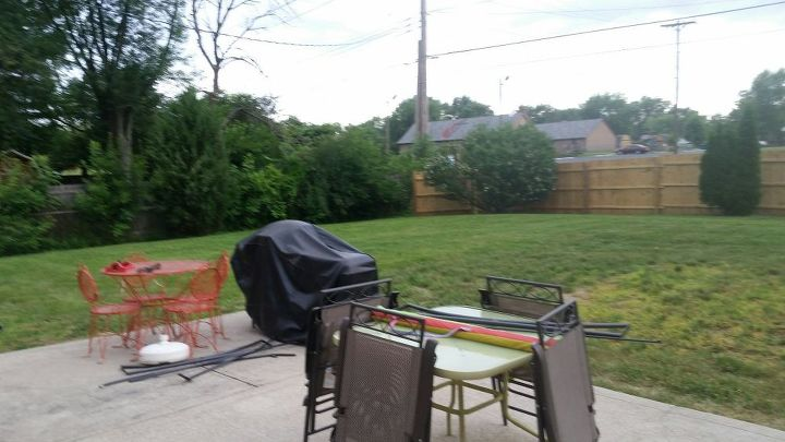 q i really need ideas on laying out my yard pond firepit etc help