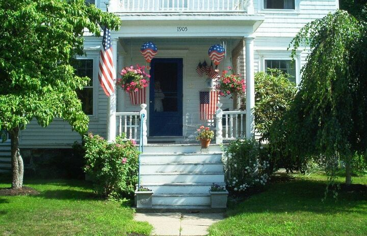 q do you decorate for the 4th of july