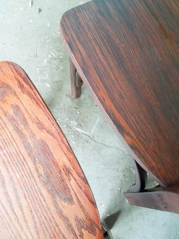 restoring wood furniture without stripping