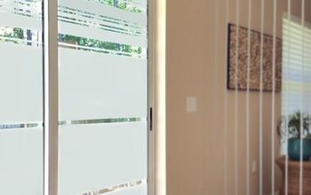 GIVE YOUR SLIDING GLASS DOOR SOME SWAG