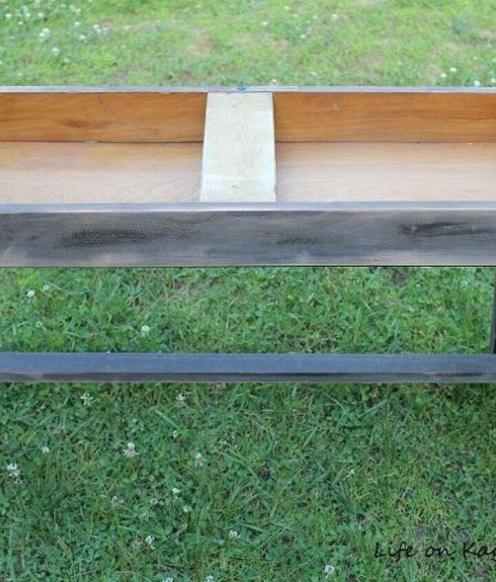 diy piano bench makeover