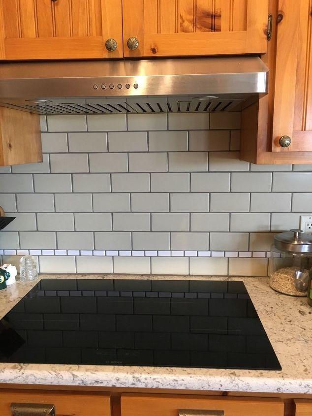 q can i paint kitchen tile