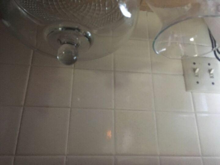 q replace kitchen back splash