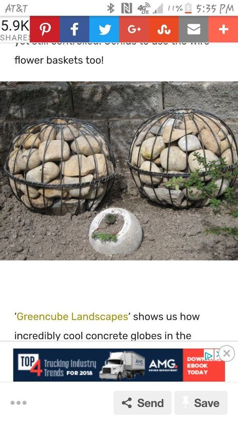 q where can i find these garden globes