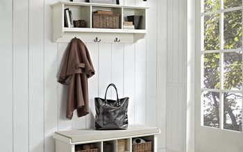 how to create an instant mud room in your home