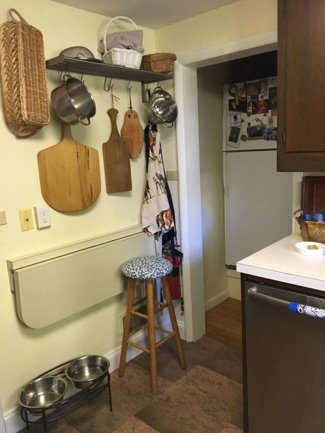 q what s the best way to update my kitchen for a low cost