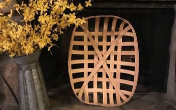 Coffee Stained Tobacco Basket