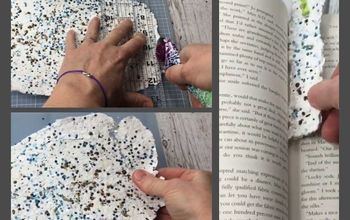 Seed Paper - Making an Easy Gift