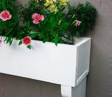 a beautiful window box