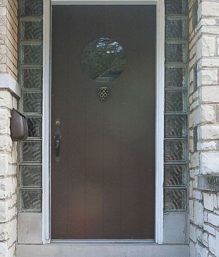 tips to paint your front door a pretty color