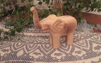 elephant photo holder