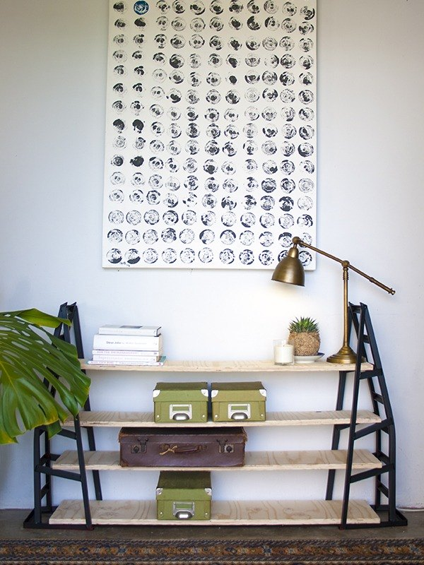 smart shelving from car accessories autocycle upcycle