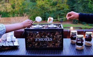 diy s mores bar burner