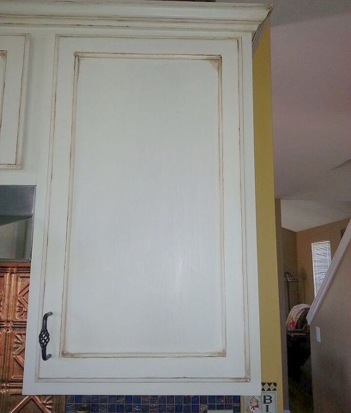 kitchen cabinet makeover