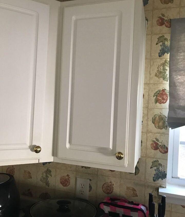 q kitchen cabinet makeover