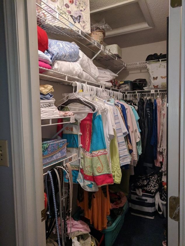My First Project Is To Organize My Master Bedroom Closet Enchanting How To Organize My Bedroom