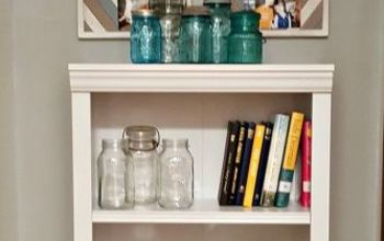 how to style one bookshelf five different ways