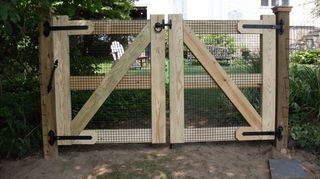 , Could use pallet boards to do this