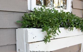 diy window box garden