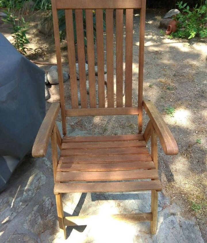 q is posible to paint with milk paint a wood chair for external use