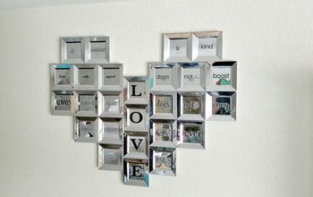 Dollar Tree DIY | Love is... Wall Decor | Glam Decor on a Budget