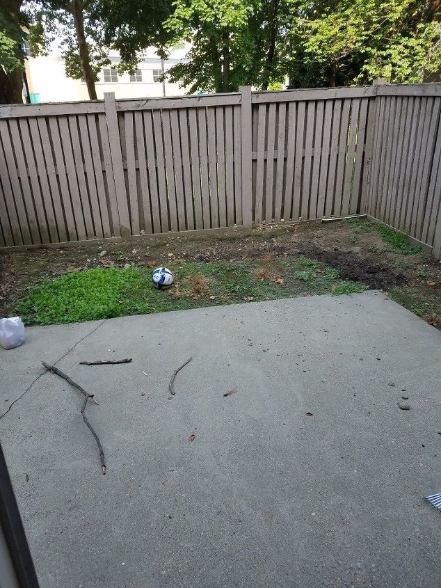 q any ideas for my patio